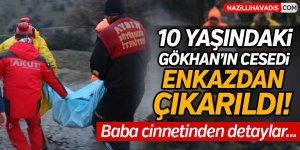 10 yaşındaki Gökhan'ın cesedi enkazdan çıkarıldı!