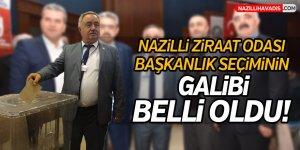 Nazilli Ziraat Odası Başkanlık Seçimi Yapıldı!