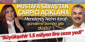 """""""Büyükşehir 1.5 milyon lira ceza yedi"""""""