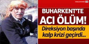 Buharkent'te Acı Ölüm!