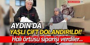 Yaşlı Çift Dolandırıldı!