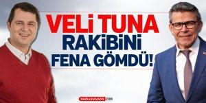 Veli Tuna Rakibini Fena Gömdü!