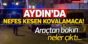 Aydın'da Nefes Kesen Kovalamaca!