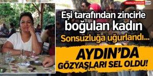 Aydın'da Gözyaşları Sel Oldu!