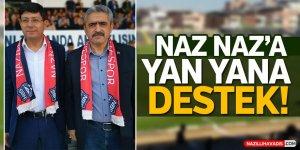 Naz-Naz'a Yan Yana Destek!