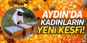 Aydın'da Kadınların Yeni Keşfi!