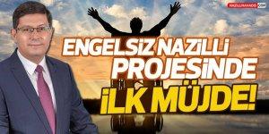Engelsiz Nazilli Projesinde İlk Adım!