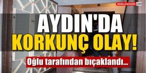 Aydın'da Korkunç Olay!