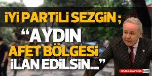 İYİ Partili Aydın Adnan Sezgin Mecliste!