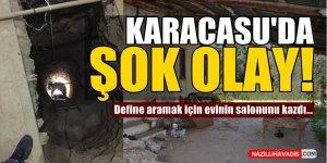Karacasu'da Şok Olay!