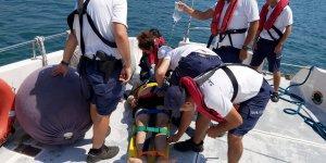 Gezi teknesinde kalp krizi geçirip öldü!