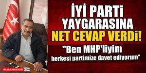 İYİ Parti Yaygarasına  Net Cevap Verdi!