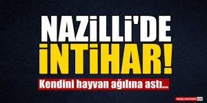 Nazilli'de İntihar!