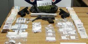 Nazilli'de uyuşturucu operasyonu: 2 tutuklama