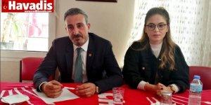 CHP'de Hakan Şensan Adaylığını Açıkladı
