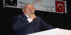 Türkiye Gazeteciler Konfederasyonu Aydın'da meslek sorunlarını konuştu