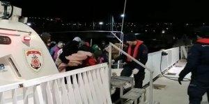 Aydın'da 109 düzensiz göçmen yakalandı