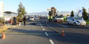 Aydın'da otomobilin çarptığı genç kız hayatını kaybetti