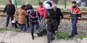 Nazilli'de tren kazası ; 1 kişi hayatını kaybetti