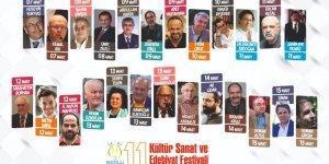 Nazilli Belediyesi 11. Kültür Sanat ve Edebiyat Festivali başlıyor