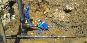 Kuyucak'ta içme suyu hattı yenileniyor