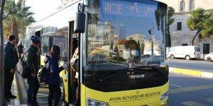 Aydın'da sağlık çalışanları halk otobüslerine ücretsiz binecek