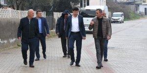 Bayındır halkından Başkan Özcan'a teşekkür