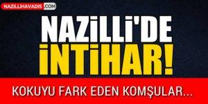 Nazilli'de genç kadın intihar etti