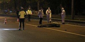Aydın'da motorsiklet kazası : 1 ölü