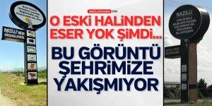 NAZİLLİ'YE BU GÖRÜNTÜ YAKIŞMIYOR!