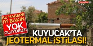 KUYUCAK'TA JEOTERMAL İSTİLASI