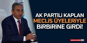 AK Parti Aydın'da Gerginlik