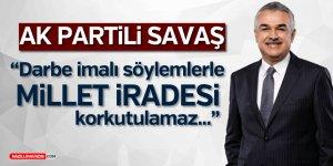 AK Partili Savaş'tan 27 Mayıs Açıklaması
