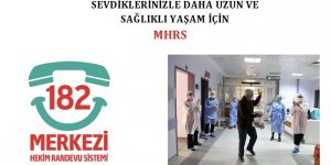 Aydın İl Sağlık Müdürlüğü'nden MHRS Randevusu Çağrısı