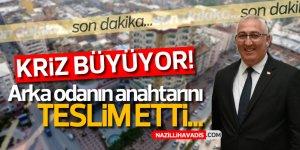 NAZİLLİ'DE KRİZ BÜYÜYOR!