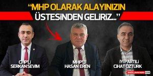 MHP'Lİ EREN'DEN SERT AÇIKLAMA