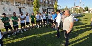"""Nazilli Belediyespor: """"BEKLEMEDEYİZ"""""""