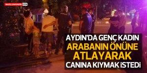 AYDIN'DA İNTİHAR GİRİŞİMİ!