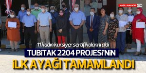 NAZİLLİLİ 11 KADIN GİRİŞİMCİ SERTİFİKALARINI ALDI