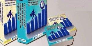 Görevde Yükselme Sınavı Hazırlık Kitapları Sağlıkçılara Ulaştırıldı