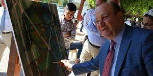 """Başkan Özakcan; """"Sanat, İnsanı Yaşama Bağlar"""""""