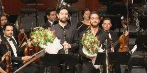 Klarinet Sanatçıları Ve Senfoni Orkestrası'ndan Müzik Ziyafeti