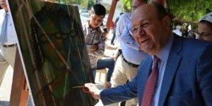 """Başkan Özakcan; """"Sanatın ve Sanatçının Her Zaman Yanındayız"""""""