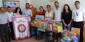 Didim Rotaract Kulübü'nden Otizm Sınıfına Destek