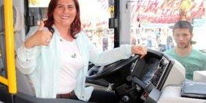 Aydın Halk Otobüsleri Seferlere Başlıyor