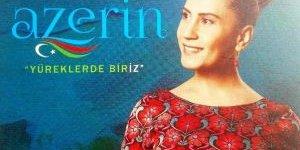 Azeri Sanatçı Azerin'in Türkiye'de Çıkardığı İlk Albümü Piyasada