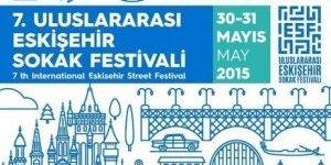 """""""7. Uluslararası Eskişehir Sokak Festivali"""" Başlıyor"""