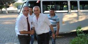 Başkan Kale'den Minibüs ve Servisçilere Ziyaret