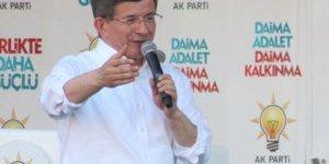 Başbakan Davutoğlu'ndan işçilere büyük müjde