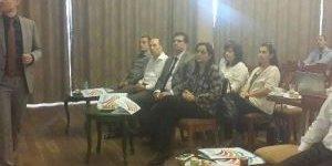Aydın'da Teknoloji Odaklı AR-GE Çalıştayı Yapıldı